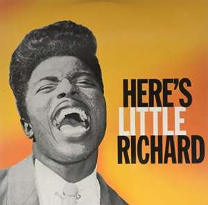 LITTLE RICHARD - Here's Little Richard Single