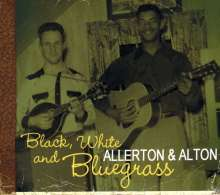 ALLERTON & ALTON - BLACK WHITE AND.. -DIGI- - CD