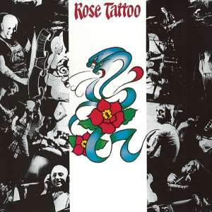ROSE TATTOO - Rose Tattoo -hq/reissue-