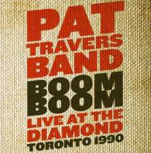 TRAVERS, PAT - Boom Boom Live At The..