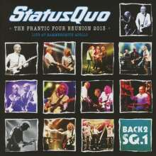 STATUS QUO - Live At Hammersmith