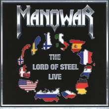 MANOWAR - Lord Of Steel Live