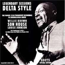 Legendary Sessions Delta Style