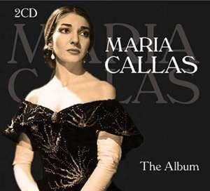 CALLAS, MARIA - Maria Callas -the Album-