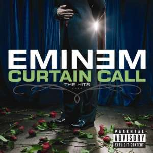 EMINEM - Curtain Call -.. -shm-cd-