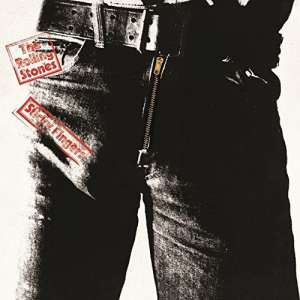 ROLLING STONES - Sticky Fingers -deluxe-