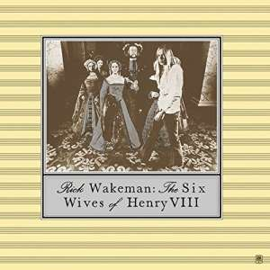 WAKEMAN, RICK - Six Wives Of.. -shm-cd-