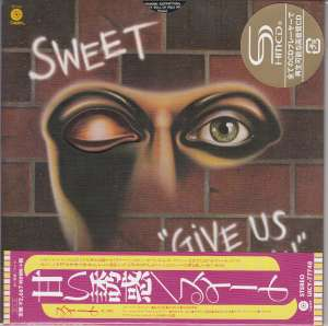 SWEET - Give Us A Wink -shm-cd-