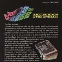 Eric Burdon Winds Of Change Records Lps Vinyl And Cds