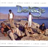 DAMAGE - LOVE LADY -1/4MX- - CD single
