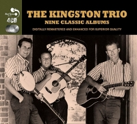 KINGSTON TRIO - 9 Classic Albums