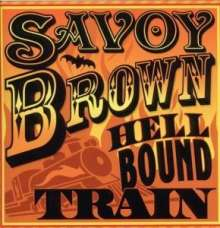 SAVOY BROWN - Hellbound Train Record