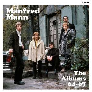 manfred mann discography