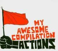 MY AWESOME COMPILATION - ACTIONS - CD