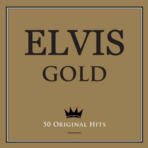 PRESLEY, ELVIS - Gold -50 Original Hits-