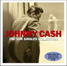 CASH, JOHNNY - Sun Singles Collection