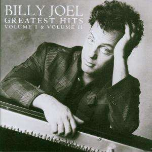 JOEL, BILLY - Greatest Hits Vol.1 & 2