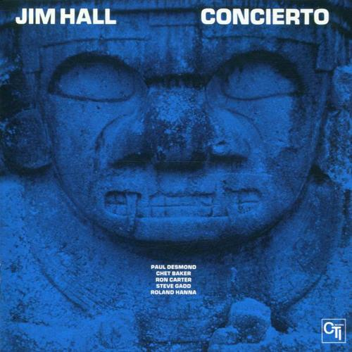 Jim Hall Concierto (Vinyl Records, LP, CD) On CDandLP