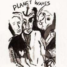 DYLAN, BOB - Planet Waves -remast-