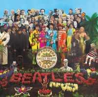 BEATLES - Sgt.pepper's Lonely..