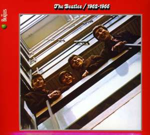 1962-1966 (red -remast-) - BEATLES