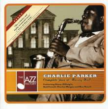 PARKER, CHARLIE - Complete Jazz At Massey..