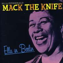 FITZGERALD, ELLA - Mack The Knife/in Berlin