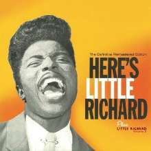LITTLE RICHARD - Here's Little Richard..