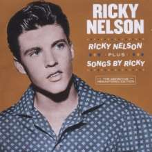 NELSON, RICKY - Ricky Nelson + Songs By..