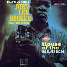 HOOKER, JOHN LEE - That's My Story/house..
