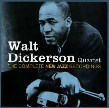 DICKERSON, WALT -QUARTET- - COMPLETE NEW JAZZ.. - CD