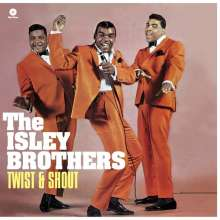 ISLEY BROTHERS - Twist And Shout -hq-
