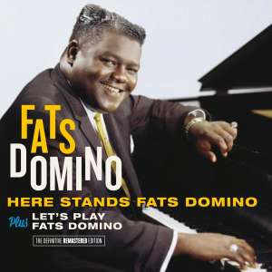 DOMINO, FATS - Here Stands Fats..