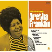 FRANKLIN, ARETHA - Electrifying Aretha -hq-