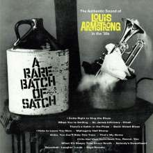ARMSTRONG, LOUIS - A Rare Batch Of Satch