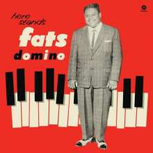 DOMINO, FATS - Here Stands Fats Domino..