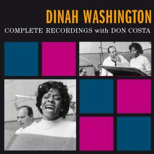 WASHINGTON, DINAH - Complete Recordings..