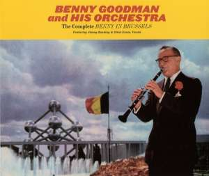 GOODMAN, BENNY & HIS ORCHESTRA - Complete Benny In.. Album