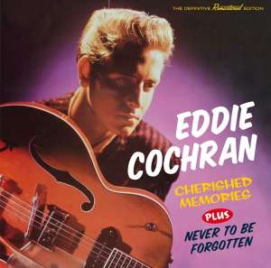 COCHRAN, EDDIE - Cherished Memories/never.
