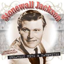 JACKSON, STONEWALL - Greatest Hits & Favorites