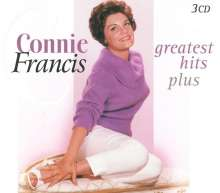 FRANCIS, CONNIE - Greatest Hits Plus