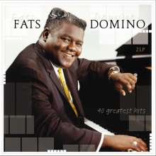 DOMINO, FATS - 40 Greatest Hits -hq-