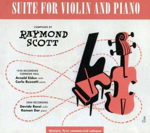 Suite For Violin And