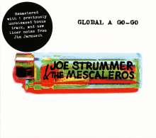 STRUMMER, JOE & THE MESCA - Global A Go-go -digi-