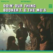 BOOKER T & MG'S - Doin' Our Thing -hq-