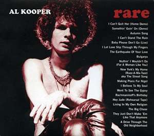 Al Kooper - Oo Wee Baby, I Love You/Love Is A Man's Best Friend
