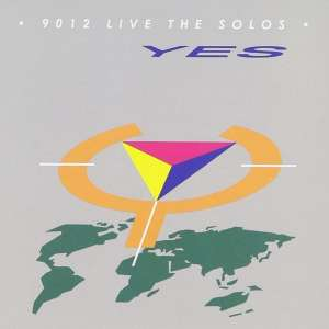 YES - 9012 Live The Solos Record