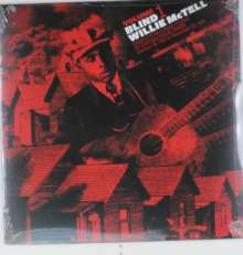 MCTELL, BLIND WILLIE - COMPLETE RECORDED WORKS.1 - LP