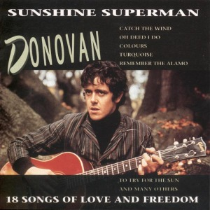 DONOVAN - Sunshine Superman CD