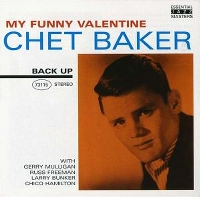BAKER, CHET - My Funny Valentine Album
